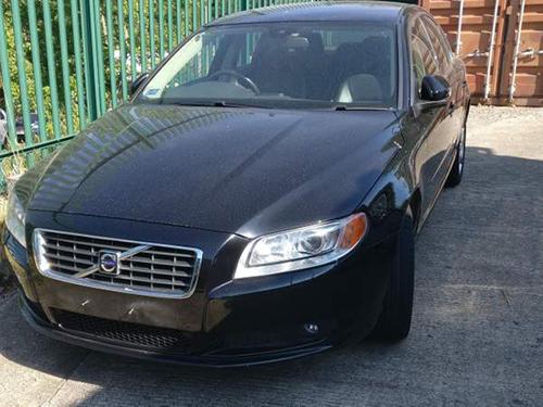 Chiếc xe Volvo được sứ quán Mỹ tại London đấu giá. Ảnh: US State Department
