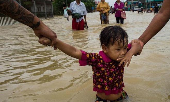 Thiên tai, thảm họa hoành hành khắp thế giới