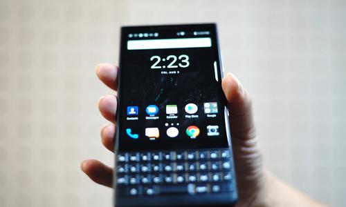 Trải nghiệm Key2 - smartphone giá 17 triệu đồng từ BlackBerry