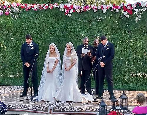 Jeremy, Briana, Joshua and Brittany Salyers