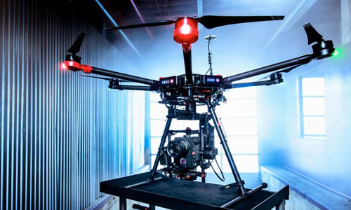 Một mẫu UAVDJIM600