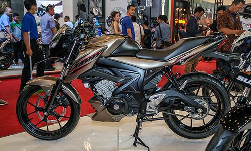 Suzuki GSX150 Bandit ra mắt ở Indonesia