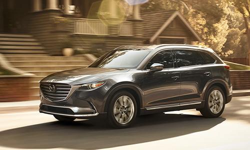 CX-9 phiên bản 2019 giữ nguyên thiết kế, Mazda bổ sung thêm tính năng.
