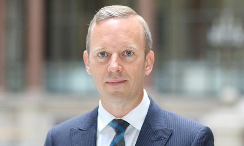 Tân đại sứ Anh tại Việt Nam Gareth Ward. Ảnh: Đại sứ quán Anh.