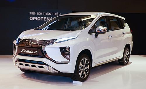 Mitsubishi ra mắt tại Vũng Tàu.