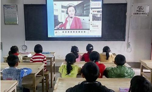 Lớp học trực tuyến giải quyết bài toán thiếu hụt giáo viên