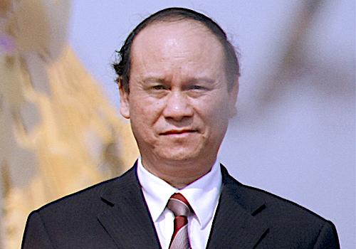 Cựu Chủ tịch Đà Nẵng Trần Văn Minh. Ảnh: Nguyễn Đông.