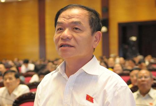 Đại biểu Quốc hội Lê Thanh Vân. Ảnh: QH.
