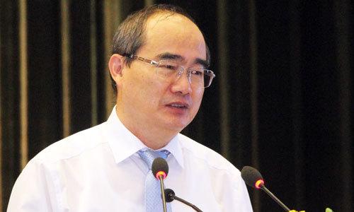 Ông Nguyễn Thiện Nhân: 'Học sinh phải được hỏi và tranh luận'