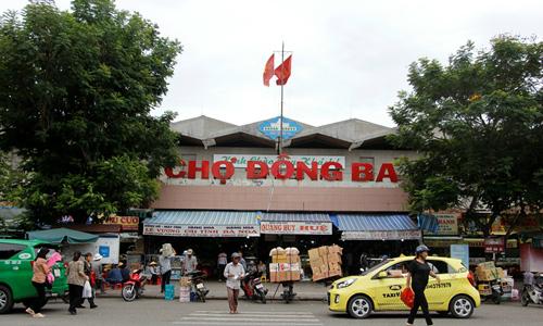 Thừa Thiên Huế lên kế hoạch nâng cấp chợ Đông Ba -