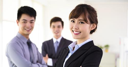 Triển lãm mang đến cho các ứng viên nhiềuthông tin đa dạng về các khóa học MBA.