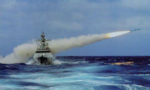 Thông điệp răn đe Mỹ trong cuộc diễn tập chống tên lửa diệt hạm của Trung Quốc -