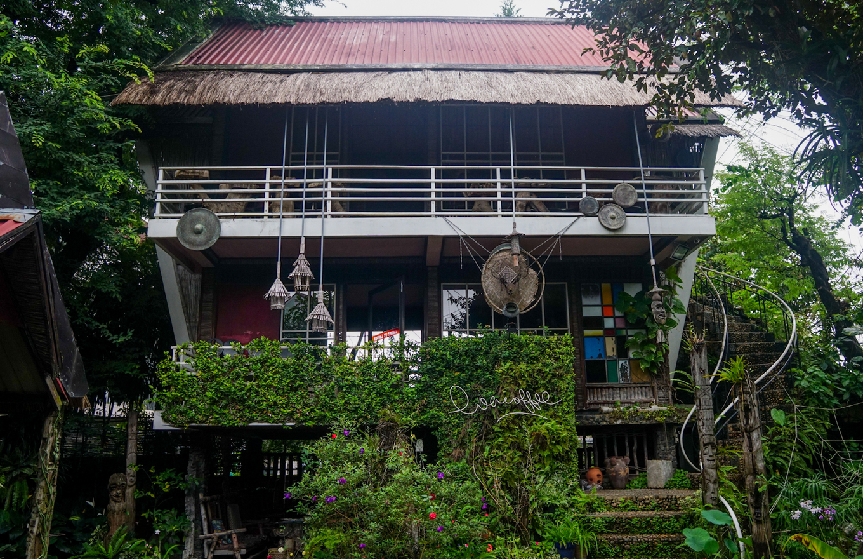 caphetaynguyen 3 1534328217 r 680x0 - Quán cà phê theo phong cách nhà mồ ở Kon Tum