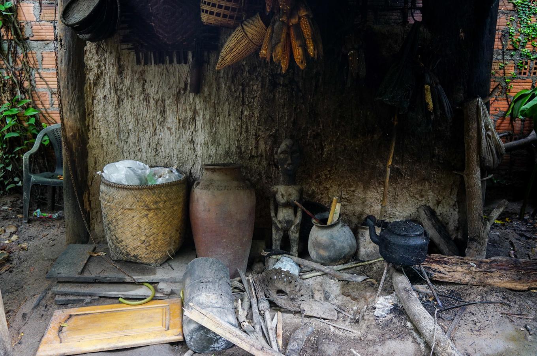 caphetaynguyen 32 1534328270 r 680x0 - Quán cà phê theo phong cách nhà mồ ở Kon Tum