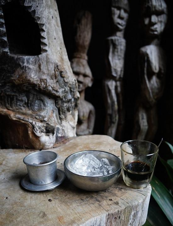 caphetaynguyen 46 1534328321 600x0 - Quán cà phê theo phong cách nhà mồ ở Kon Tum
