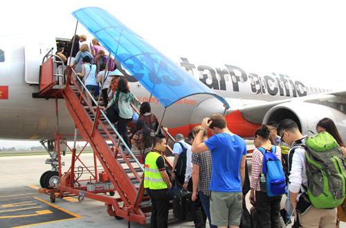 Nhiều trường hợp hành khách bỏ quên đồ trên máy bay.Ảnh minh họa: Đ.Loan