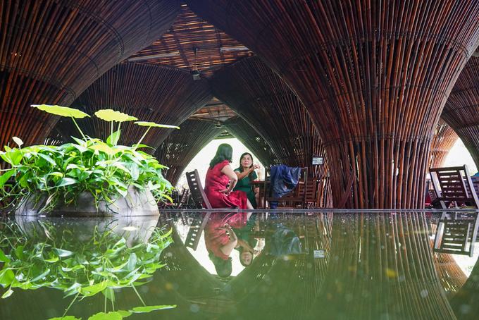 Quán cà phê ở Kon Tum từng được báo nước ngoài ca ngợi