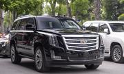 Khung long Cadillac Escalade 2019 gia hon 10 ty tai Viet Nam