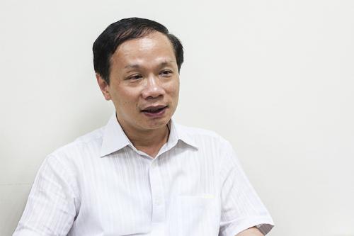 Ông Phạm Tất Thắng, Phó chủ nhiệm Ủy ban Văn hóa, Giáo dục, Thanh niên, Thiếu niên và Nhi đồng của Quốc hội. Ảnh:Dương Tâm