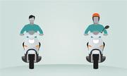 Những lỗi giao thông 'như cơm bữa' khi người Việt đi xe máy