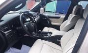 Lexus LX570 ban 4 cho gia gan 11 ty dau tien ve Viet Nam