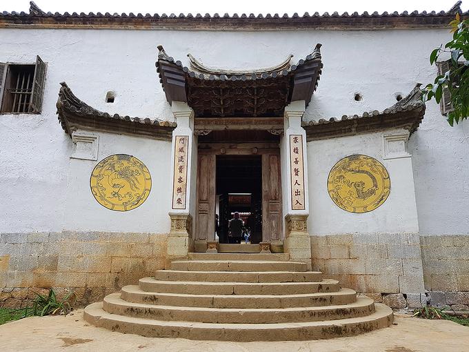 Dinh thự Vua Mèo - di sản của vùng cao nguyên đá