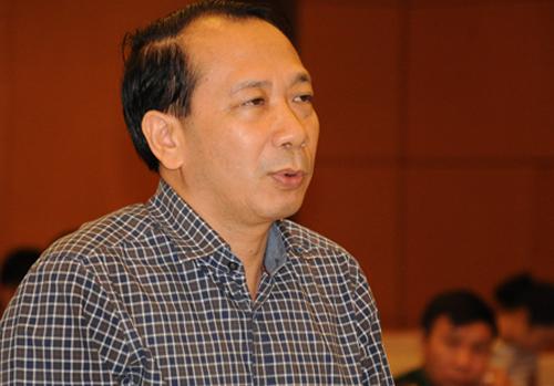 Ông Trần Đức Qúy, Phó chủ tịch Hà Giang. Ảnh: VT.