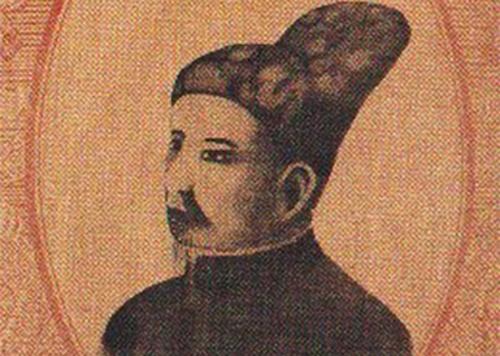 Vua Gia Long(1762-1820), người sáng lập triều Nguyễn năm 1802.Ảnh tư liệu.