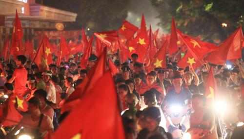 Nhiều công ty cho nhân viên nghỉ sớm để cổ vũ tuyển Việt Nam