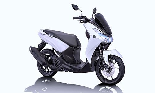 Yamaha LEXi 2018 bán ra tại Thái Lan với hai phiên bản.