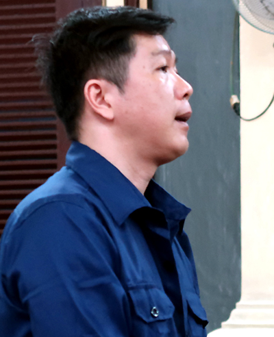 Nguyễn Cảnh Chân. Ảnh: Lan Ngọc.