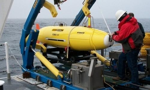 Mẫu tlặn có thể được Colombia dùng trong chiến dịch tìm kiếm. Ảnh: Kongsberg.
