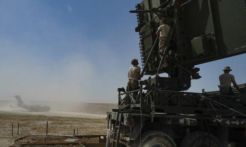 Nga cáo buộc Mỹ xây căn cứ không quân lớn chưa từng có ở Syria