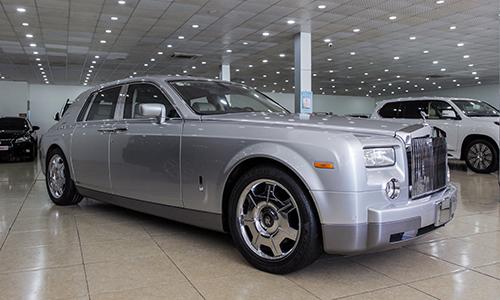 Rolls-Royce Phantom 2006 từng của Khải Silk rao bán trên 8 tỷ đồng