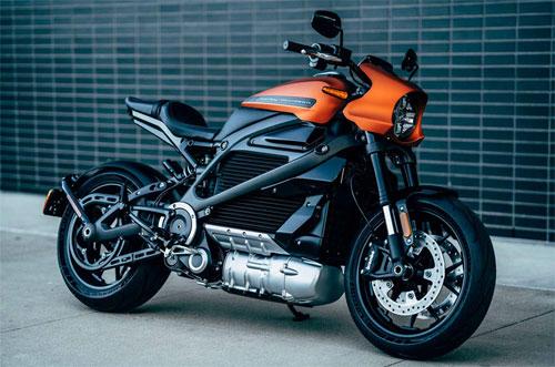 Harley-Davidson LiveWire ra mắt tuần qua tại Mỹ. Ảnh: HD.