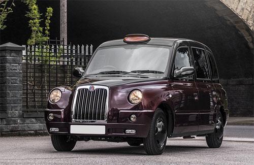 Taxi London phong cách Rolls-Royce giá 193.000 USD
