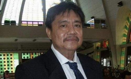 Mariano Blanco III, thị trưởng thành phố Ronda, bị bắn chết tại văn phòng riêng ở tòa thị chính, rạng sáng 5/9. Ảnh: CNN.