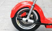 Xe may dien phong cach Harley gia 18 trieu o Ha Noi