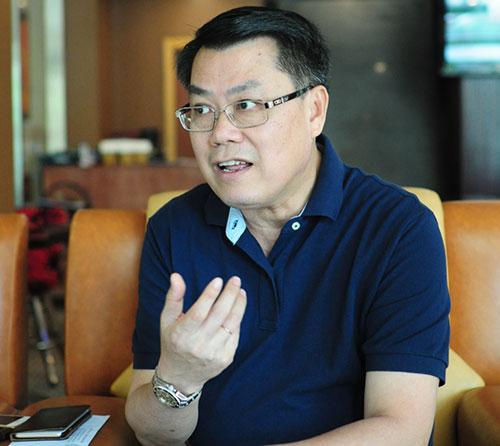 GS Nguyễn Văn Tuấn. Ảnh:GĐM.