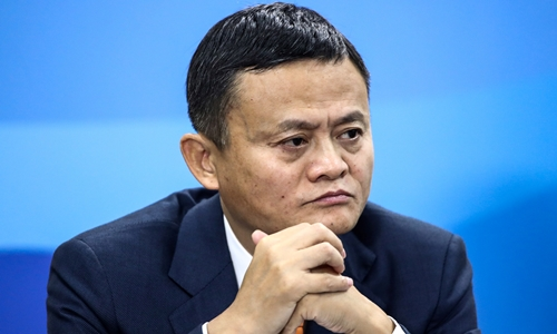 Jack Ma tại Valdivostok ngày 11/9. Ảnh: Reuters.