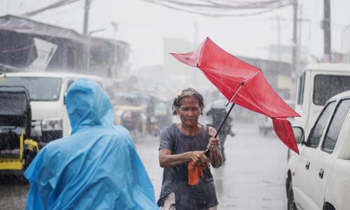 Người Philippines mô tả siêu bão Mangkhut như tận thế