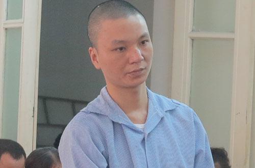 Bị cáo Nguyễn Viết Lực.