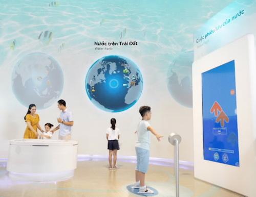 Panasonic Risupia Việt nam -một trong những hoạt động tiêu biểu của Panasonic đóng góp vào sự phát triển giáo dục bền vững tại Việt Nam.