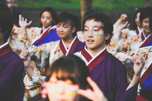 Học sinh Nhật Bản được trang bị kiến thức toàn diện đồng thời thích ứng linh hoạt với môi trường và xã hội.