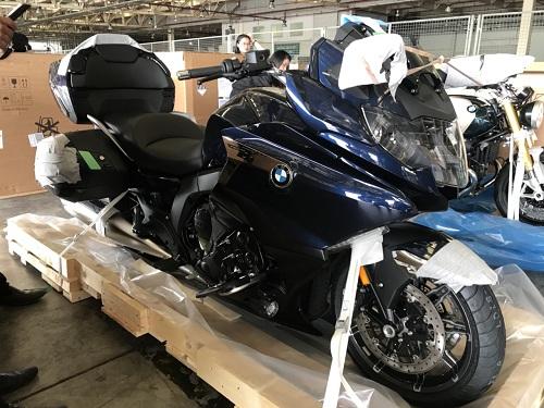 K1600 Grand America bản đặc biệt sẽ ra mắt trong BMW Motorrad Day.