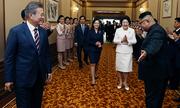 Nhà khách nổi tiếng ở Bình Nhưỡng mà Tổng thống Hàn Quốc nghỉ lại