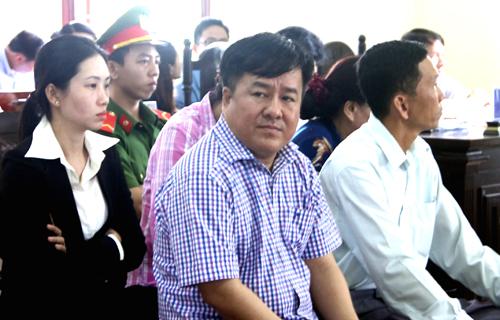 Đại gia thủy sản Tòng Thiên Mã lĩnh 18 năm tù
