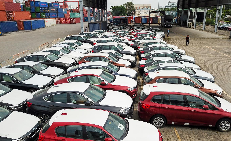 Thị trường xe - Dàn xe BMW hơn 3 triệu USD xuống cấp sau 2 năm phơi nắng Sài Gòn