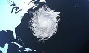 Sự khác biệt giữa siêu bão Florence và Mangkhut