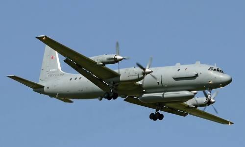 Một máy bay Il-20 của Nga. Ảnh: Airliner.